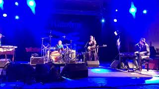 THE WATERBOYS   The Whole Of The Moon (Live Burjassot (Valencia)) 27 06 1019
