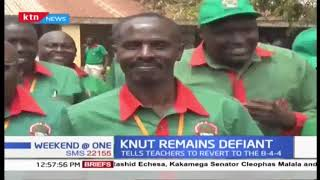 KNUT remains defiant on the CBC system of education