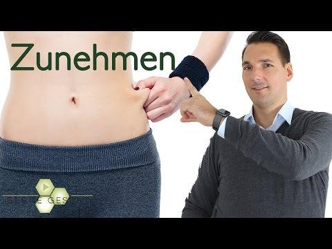 Gesund zunehmen: Tipps für den Kampf gegen das Untergewicht - Gerne Gesund