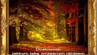 """K.Krawczyk śpiewa wiersz Jesienina """"Nie Żałuję"""" tłumaczenie"""