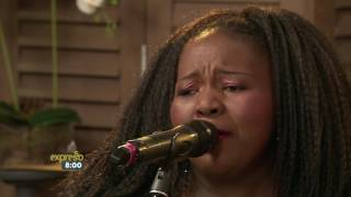 "Winnie Khumalo performs ""Kulezontaba"" LIVE!"