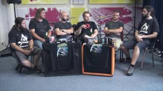 Video Public Relations - rozhovor + soutěž o CD   Obscuro TV (4. díl)