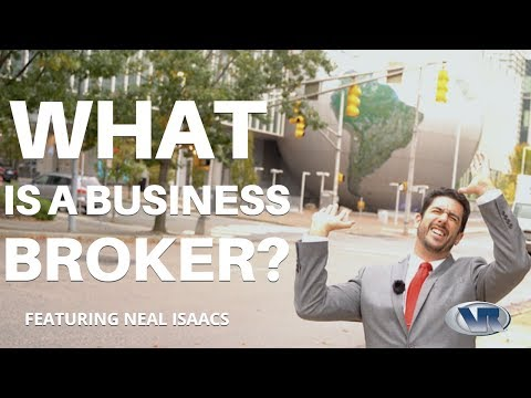 What Is A Business Broker - Business Broker's Series Ep. 8
