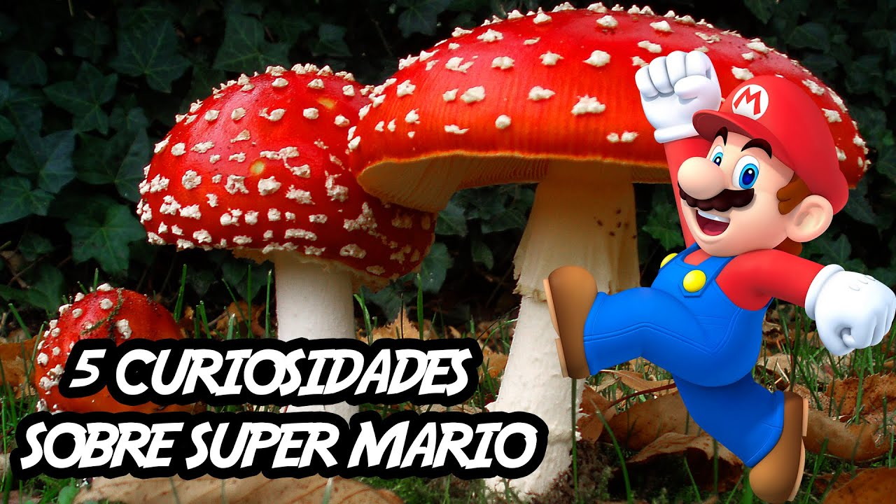 5 curiosidades (que você não sabia) sobre Super Mario