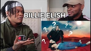 Billie Eilish - bad guy (Reaction/Review)
