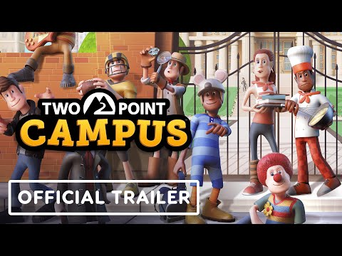 Two Point Campus - Official Gameplay Trailer | Summer of Gaming 2021 de Two Point Campus