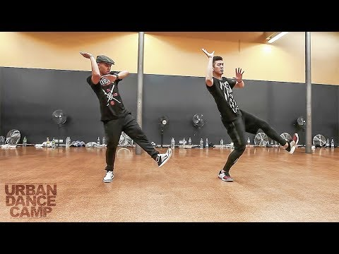 I See Fire – Ed Sheeran / Anthony Lee ft Vinh Nguyen Choreography Kinjaz Crew / URBAN DANCE CAMP