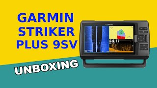 Garmin striker plus sv 9