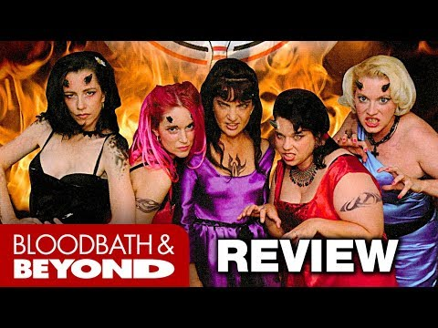 Demon Divas and the Lanes of Damnation (2009) - Horror Movie Review