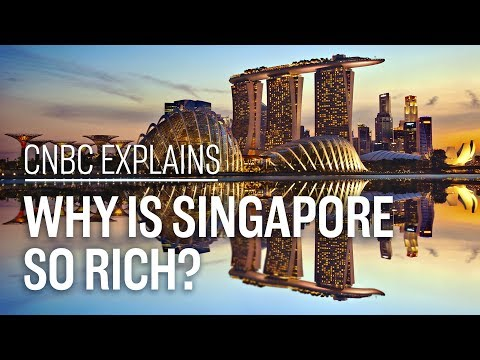 How Singapore Became One Of the World's Richest Countries