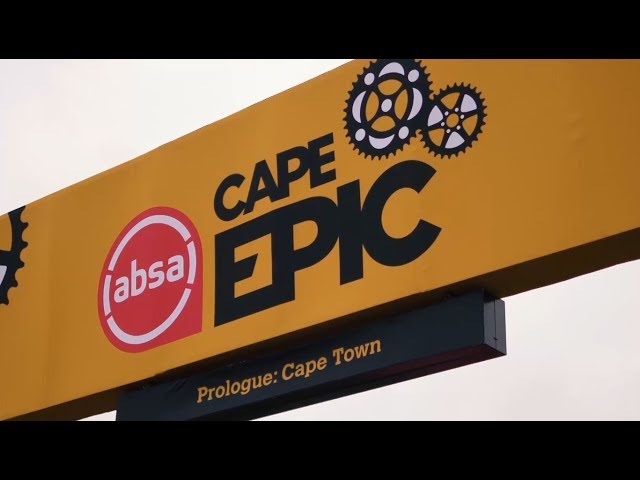 2019 Cape Epic Grand Master Journey | Andrew Mclean & David De Lima | Part 1