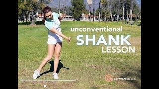 How to Fix Shank Part 1 | Golf with Aimee