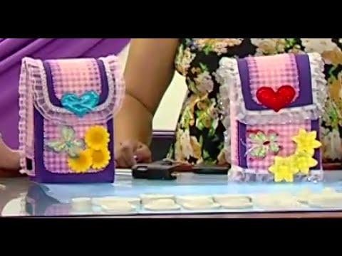 Como hacer un Dispensador de Toallas Higienicas - Servilletas - - Hogar Tv  por Juan Gonzalo Angel