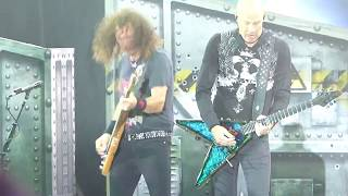 ACCEPT:  Pandemic - live at the RockFels festival 2018