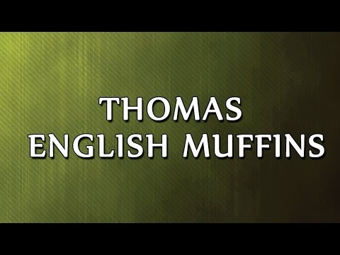 Thomas English Muffins | RECIPES | EASY TO LEARN
