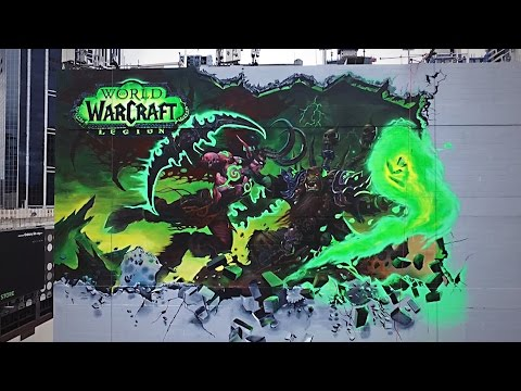 World Warcraft Legion Standard PC Mac