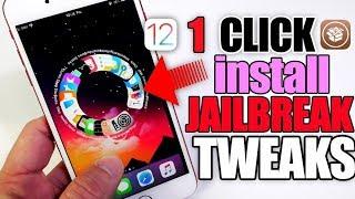 ios 12 jailbreak tweaks iphone x gestures - TH-Clip