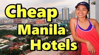 Review Cheap Hotels Manila Philippines Makati Area