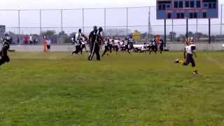 Tiny Mite Superbowl - Harlem Jets vs Brooklyn Titans