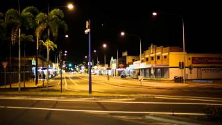 preview picture of video 'Shooting Star over Innisfail, Queensland, Australia'