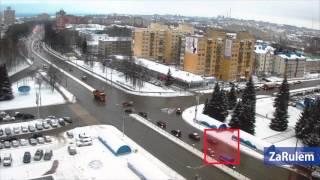 «Классика» чебоксарских ДТП: у «Элары» столкнулись две легковушки