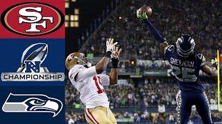49ers vs Seahawks 2013 NFC Championship