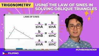 Grade 9 Math  Trigonometry – Law of Sines   Numberbender