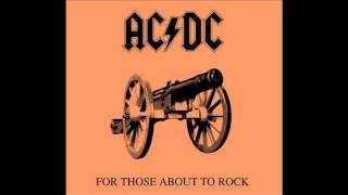 AC/DC 05 Snowballad (lyrics)