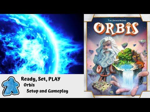 Ready, Set, PLAY - Orbis Setup and Gameplay