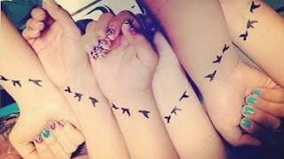 25 Best Friend Tattoo Ideas
