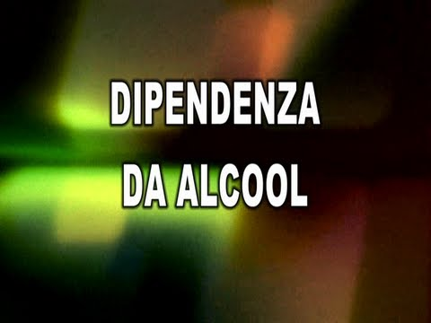 Cura dipnosi video di alcolismo