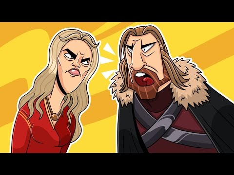 Download If Game of Thrones was Realistic (Animation) HD Mp4 3GP Video and MP3