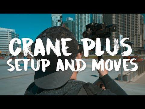 Zhiyun Crane Plus Review and setup