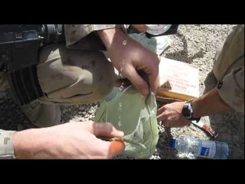 Canadian soldiers teach you how to make coffee in Afghanistan