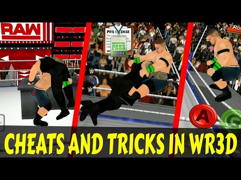 Top 10 moves to win a match easily in Wrestling revolution