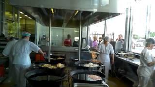 Как готовят чебуреки,хачапури, беляши!