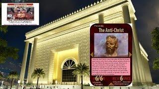 UM TEMPLO PARA O ANTICRISTO  (Templo de Salomão) Parte 01