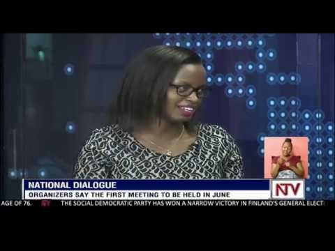 What Ugandans should expect from the national dialogue