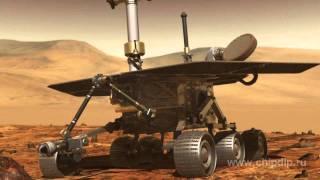 Сигнал звукового эхолота посланный с аппарата космического корабля