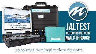 Cojali Jaltest Marine Walkthrough on 2006 Mercury Optimax