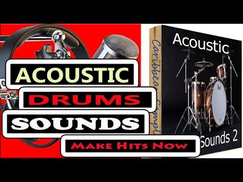 240 Acoustic Drums Sounds Vol-2