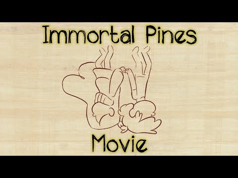 Immortal Pines The Movie (Gravity Falls Comic Dub)