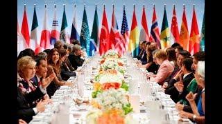 明镜现场|大阪G20领袖午餐会(20190628)