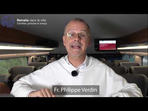 Le frère Philippe Verdin sur l'homélie du 9 octobre