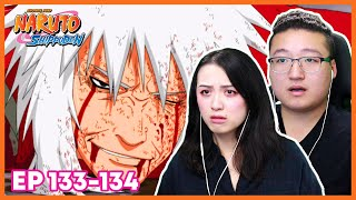 JIRAIYA VS PAIN   Naruto Shippuden Couples Reaction Episode 133 & 134