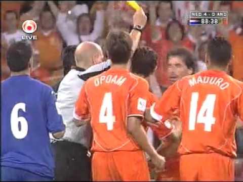 Ruud van Nistelrooy funny celebration :D