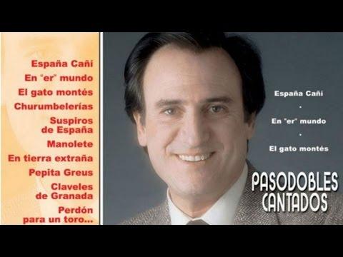 Manolo Escobar - Pasodobles Cantados