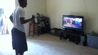 Finzo on Dance Central