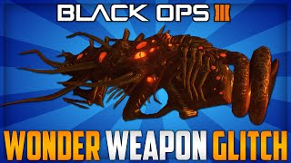 BO3 Zombies Glitches: Duplicate + Pack-A-Punch WONDER WEAPON! (Shadows Of Evil Glitches)