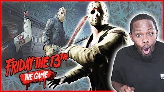 JUST ONE FINAL STEP TO KILL JASON! WE GOT IT! - Friday The 13th Gameplay Ep.21